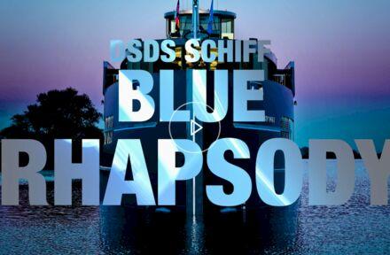 Blue Rhapsody grootste varende tv-studio van Europa - Foto 1
