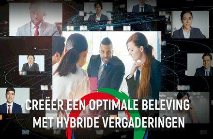 Creëer een optimale beleving met Hybride Events - Foto 1