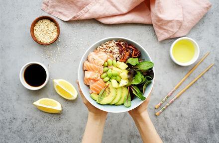 Pokebowl webinar lunch - Foto 1