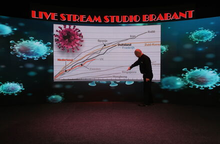 'Niets doen is geen optie!': Live Stream Studio Brabant - Foto 1