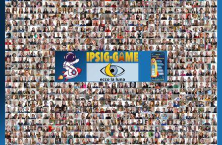 Vlekkeloze online teambuilding met 1115 deelnemers voor de IPSIG-week - Foto 1