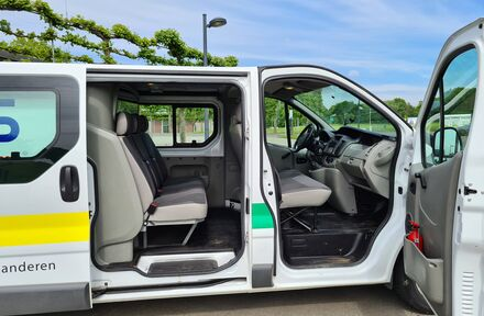 Nieuw polyvalent voertuig - Foto 1