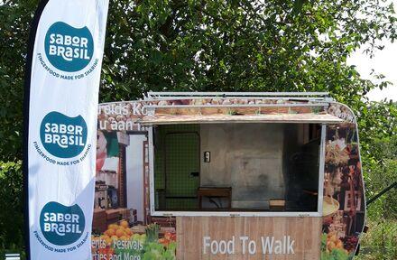 Onze foodtrailer staat voor u klaar - Foto 1