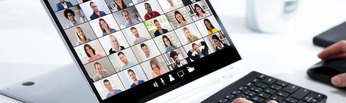 Plataforma de eventos virtuales