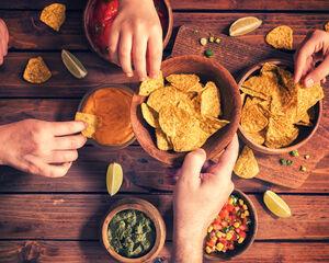 23 ideas de Nacho Bar para emocionar a los invitados a su evento