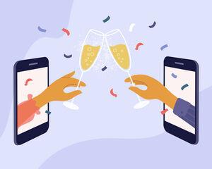 Cómo organizar un evento VIP en línea