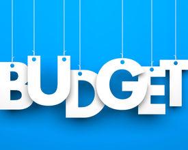 ¡INCLINAR! - Eventos presupuestarios de lista de verificación